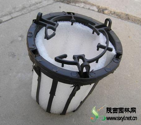 立体花坛技术系统