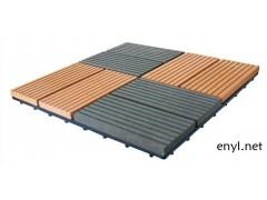 厂家直销塑木地板-- 园林编辑