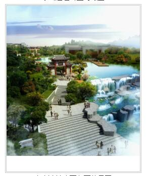 时空交汇 古今演绎——西安曲江寒窑遗址公园景观文化初探
