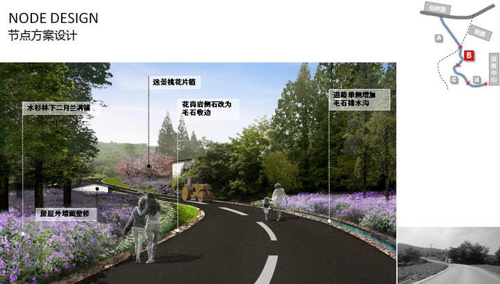 美丽乡村景观改造一期规划设
