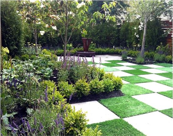 庭院设计素材