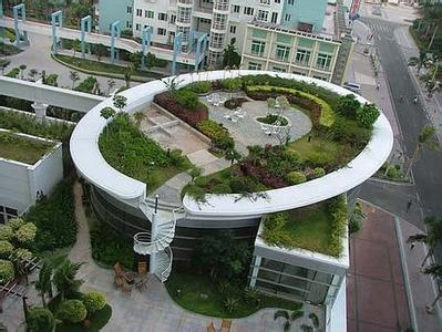 屋顶草坪建植养护技术研究