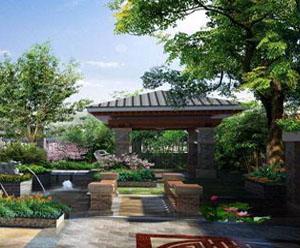 西安屋顶花园设计