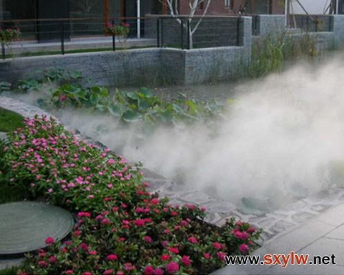 人造雾设备-- 园林编辑