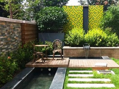 庭院花园施工