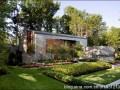 现代庭院景观设计风格汇总