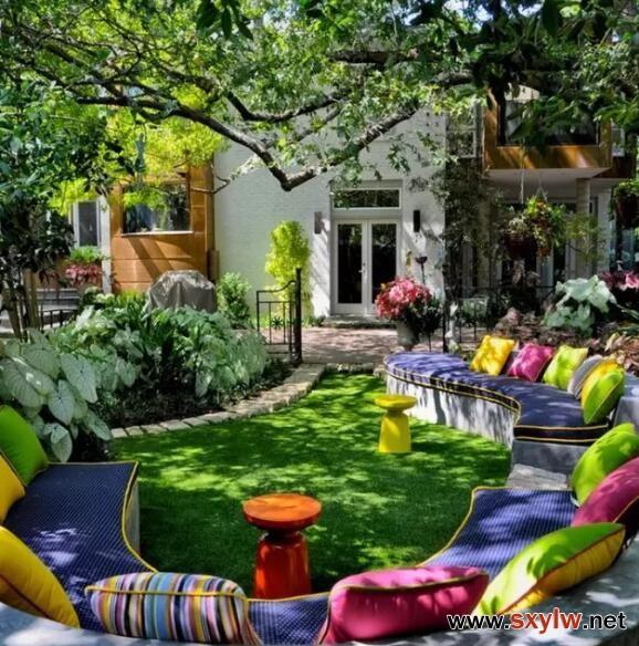 百种花园庭院,总有一款你喜欢