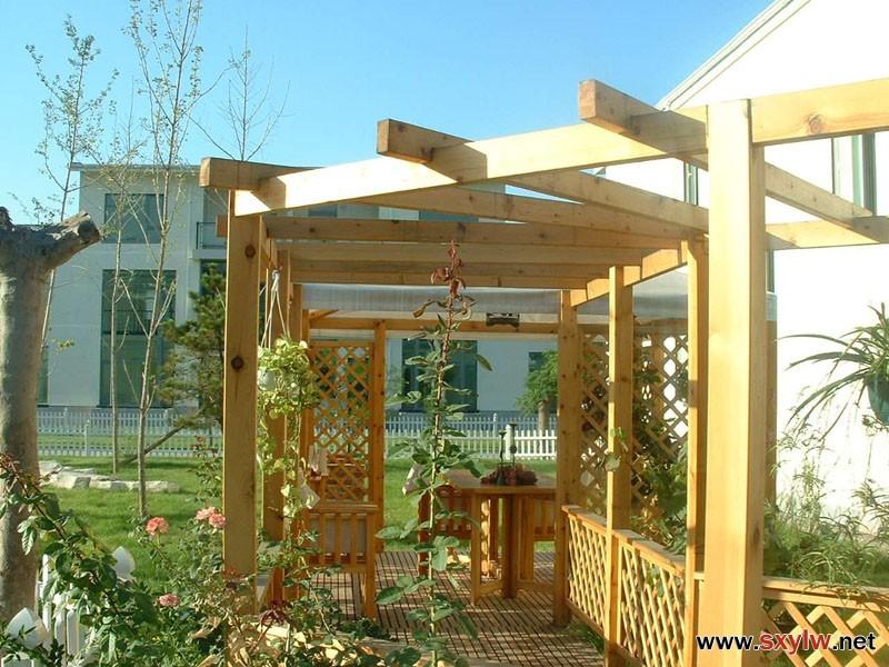 庭院景观花园美表现形式和方法