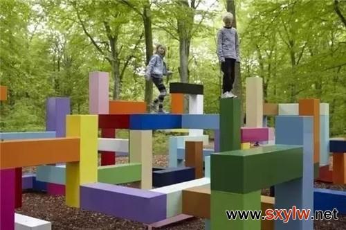幼儿园户外儿童游戏景观设计初探