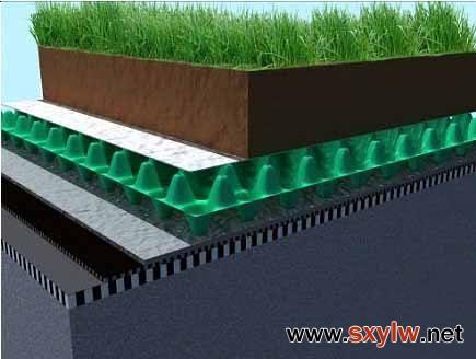 排水板施工图