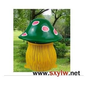 草地卡通蘑菇音箱