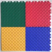 悬浮式拼装地板-运动地板