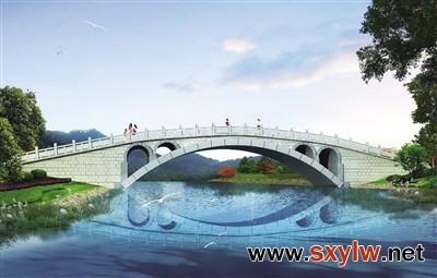 幸福河综合治理 及生态景观提升工程景点设施征名公告