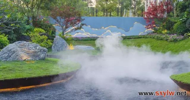 一池三山,三进门——广州天河龙湖