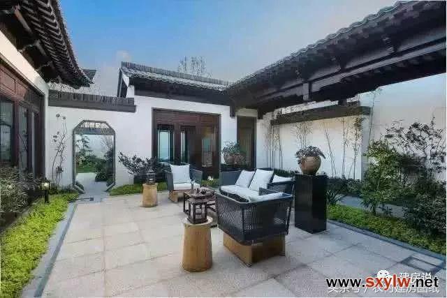 中式别墅才是富豪们的追捧对象,经典传承永不过时