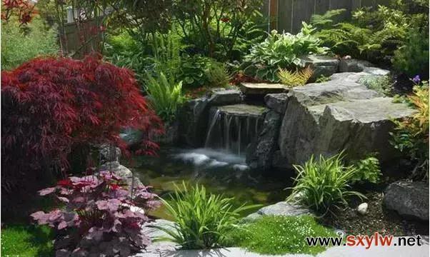 园区造景:可以得到妙用的水系