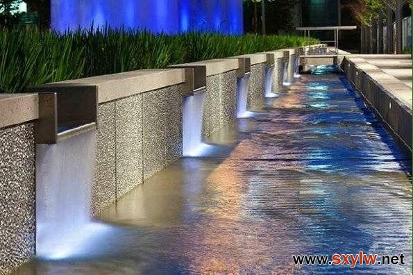 水景在庭院设计的作用