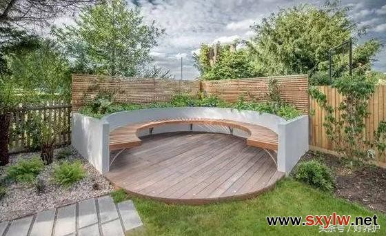 """庭院""""景观凳"""",庭院必不可少的小物件"""