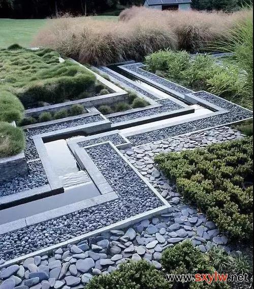一个花园,处处都是景观