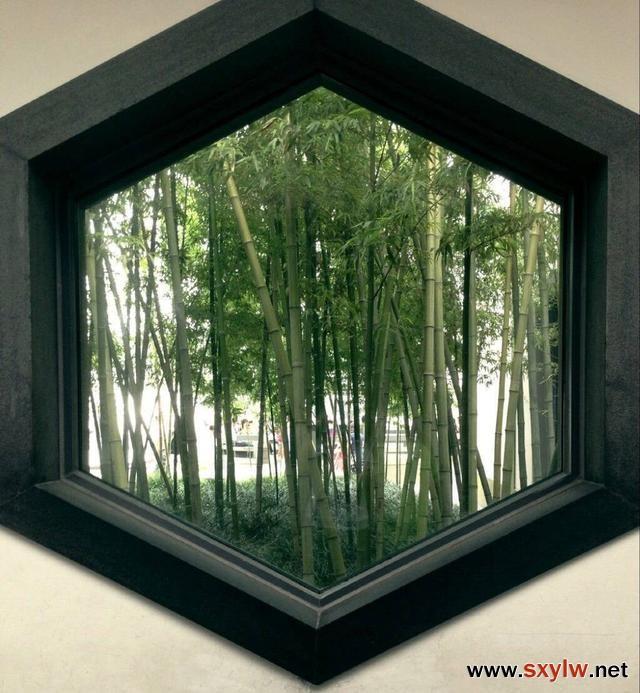 中国古建特色 · 框景