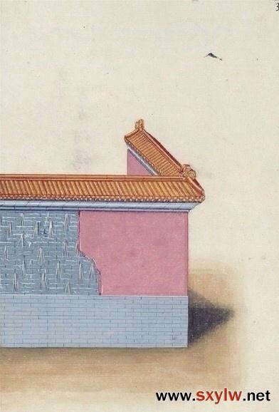 中国古建 · 围墙
