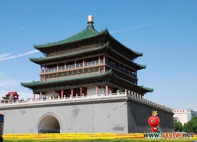 古建文化——西安钟楼
