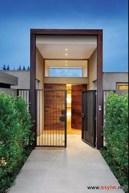 庭院入口设计