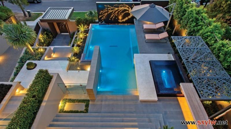 私家庭院景观设计