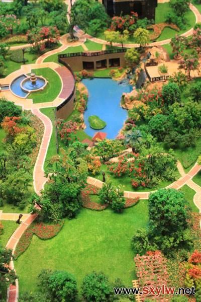 花园式菜园是怎么样设计的