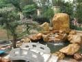 景观石是怎样形成的