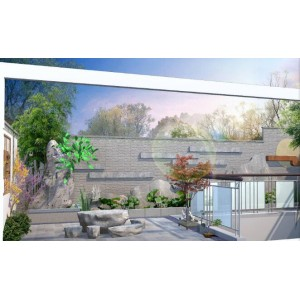 西安花园景观设计